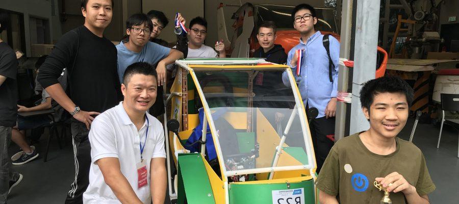 太陽能車比賽 (sch)